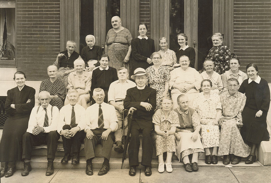 St. Joseph''s Home for the Aged 1948